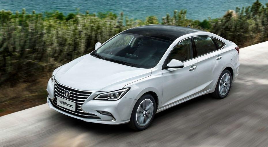 Четырехдверное купе Changan RaetonCC выходит на рынок китая