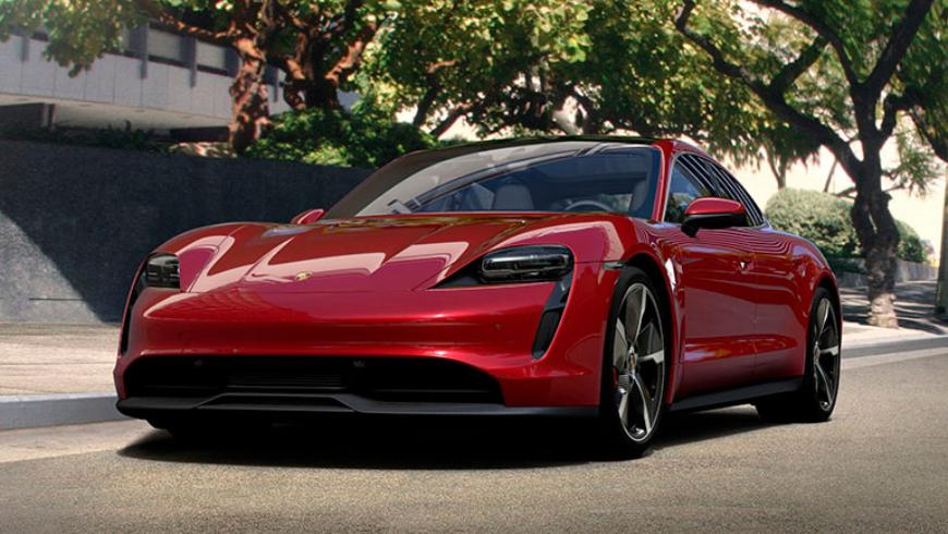 Porsche Taycan теперь заряжается гораздо быстрее