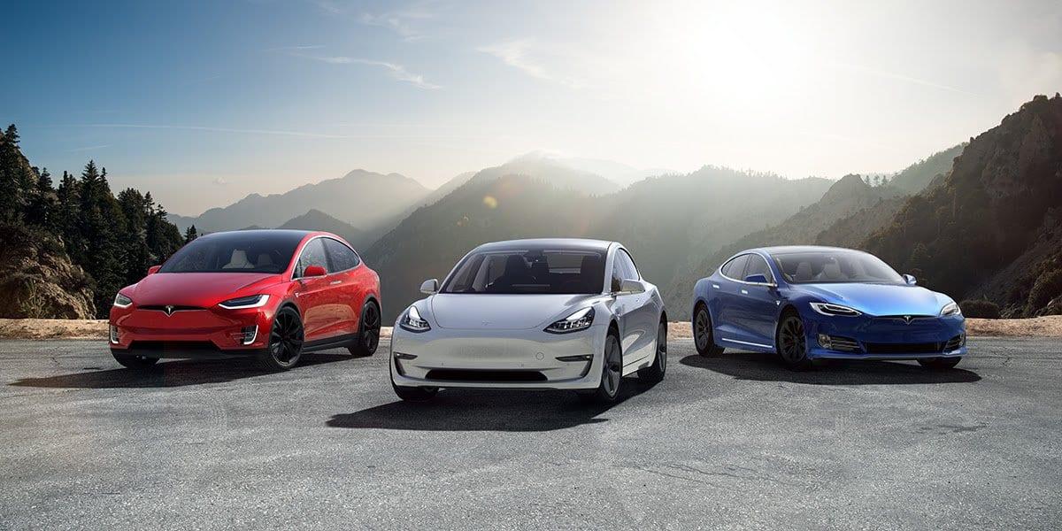 Количество зарегистрированных электрокаров Tesla в Калифорнии выросло на 63%