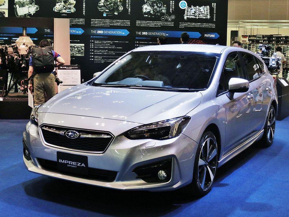 Subaru собирается выпустить свой первый электромобиль в 2021 году
