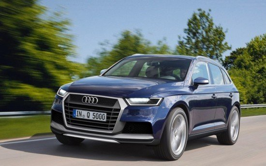 Новое поколение Audi Q5 получит версию RS