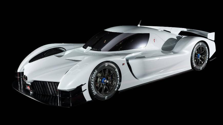В Сети появилось патентное изображение нового гиперкара от Toyota
