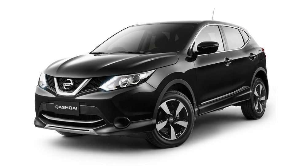 У кроссовера Nissan Qashqai появилась новая версия