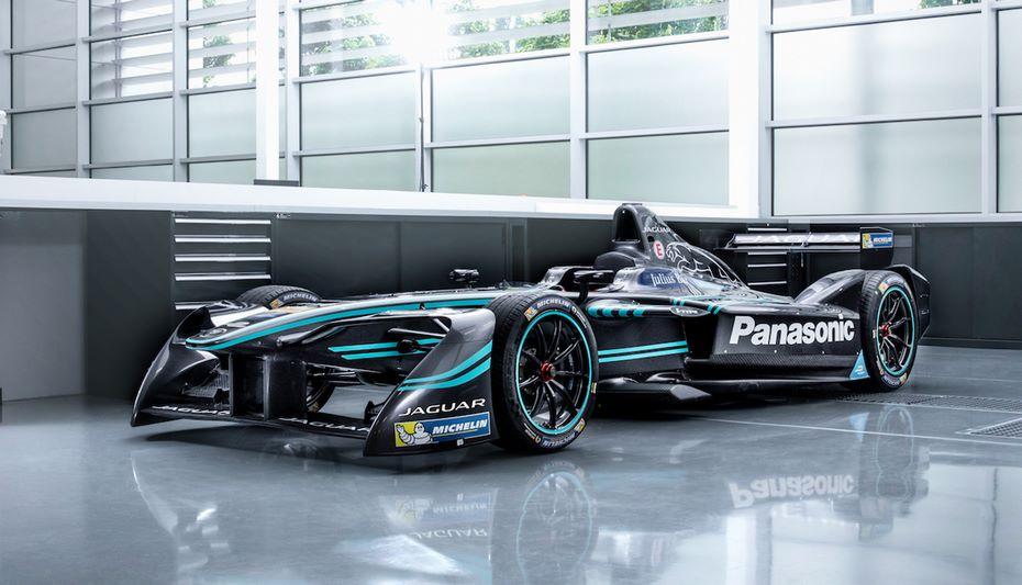 Размещен 1-ый тизер машины следующего поколения Formula E