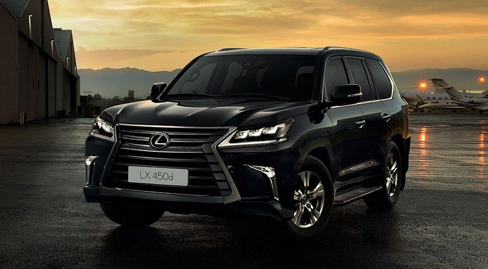 Автомобили Lexus вмарте предлагаются в России соскидками