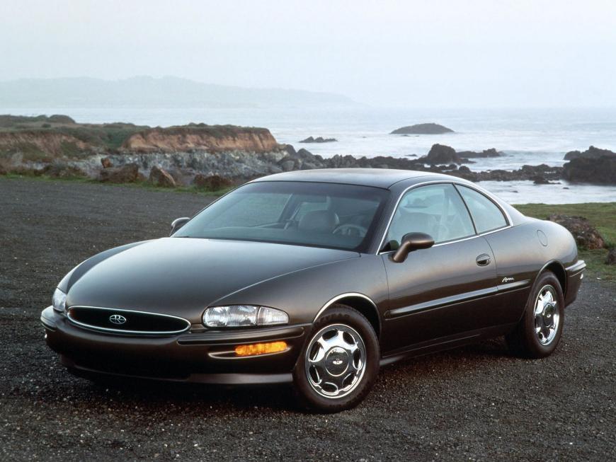 Купе Buick Riviera далекого 1995 года получит новую версию?