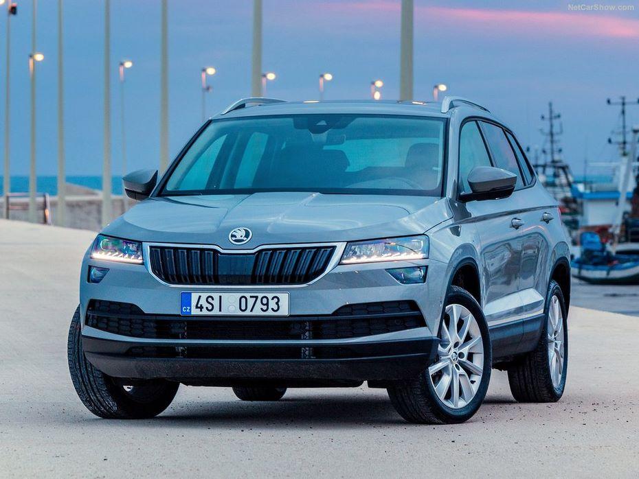 VW выпустит бюджетный кросс набазе Шкода Karoq