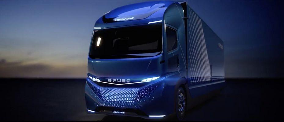 Mercedes-Benz опередил Tesla с презентацией электрического грузовика