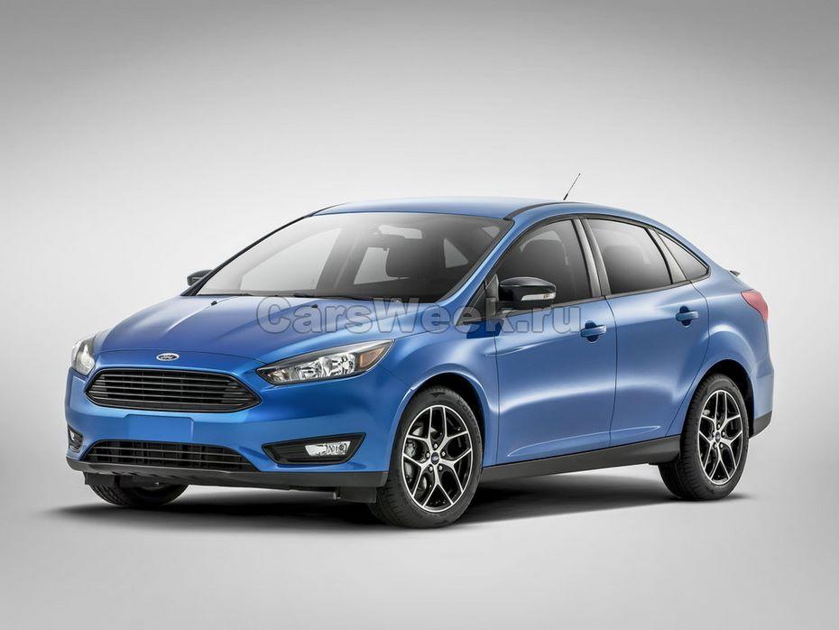 Ford Focus научился защищаться отгрязи ради России