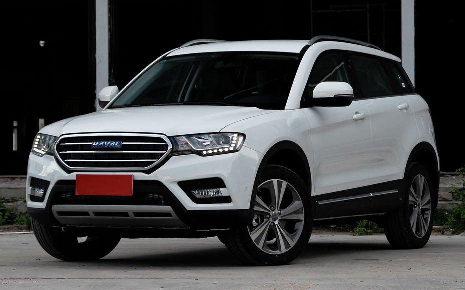 Haval H6 опять стал лидером китайского рынка всегменте SUV