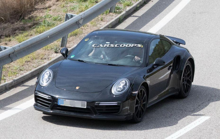 Новое поколение Porsche 911 Turbo S получит значительно модифицированный силовой агрегат