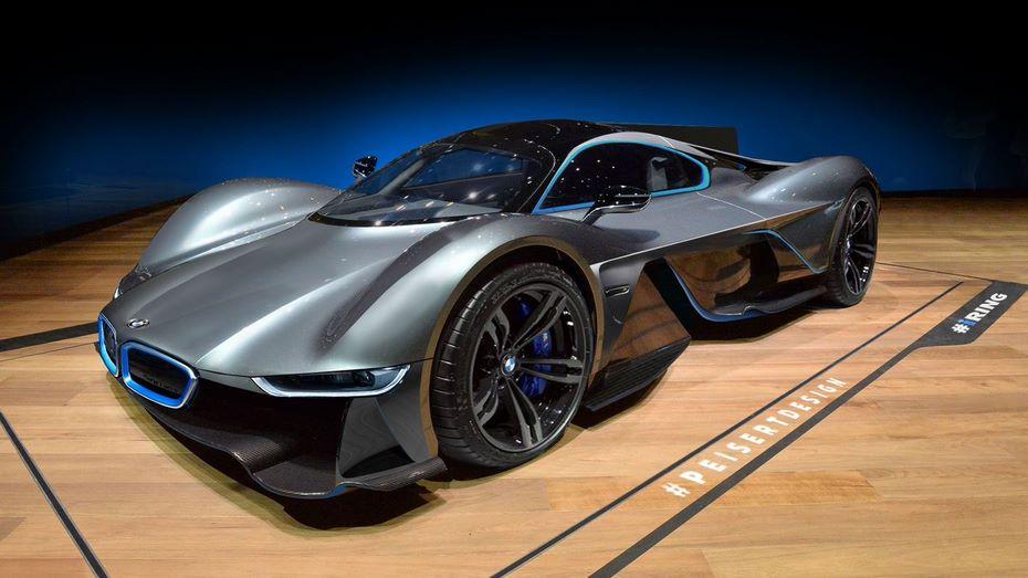 БМВ могут начать создавать конкурента для Mercedes-AMG Project One