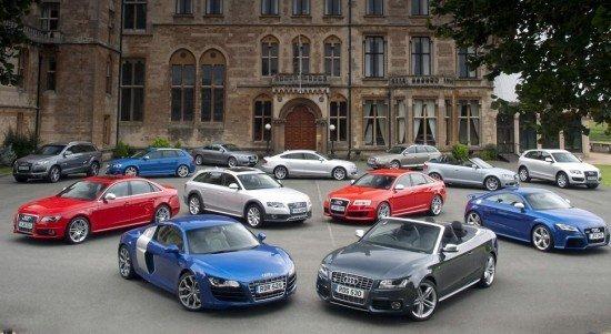 В феврале Audi снизит цены на некоторые свои модели