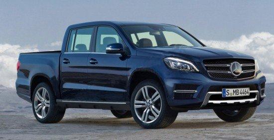 Mercedes-Benz назвала сроки появления в России своего пикапа