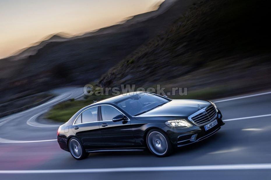 Benz продемонстрировал две новинки для русского рынка