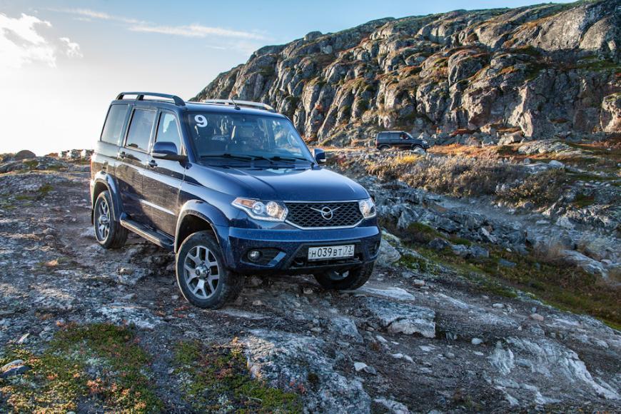 В России увеличилось производство легковых автомобилей
