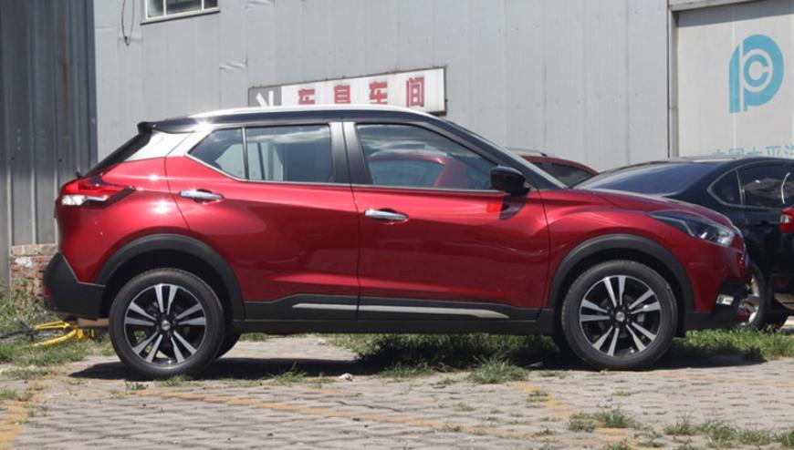 Бюджетный кроссовер Nissan Kicks на базе Renault Duster может появиться в РФ