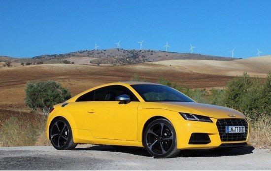 Какой двигатель будет установлен под капотом у нового Audi TT RS