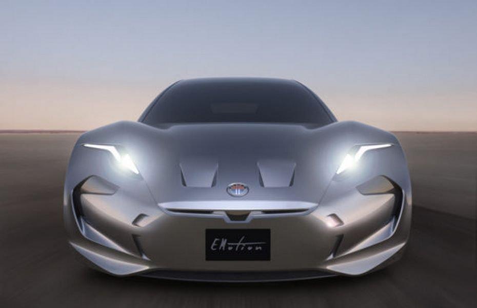 Fisker обещает представить новое поколение электрокаров с зарядкой за 1 минуту