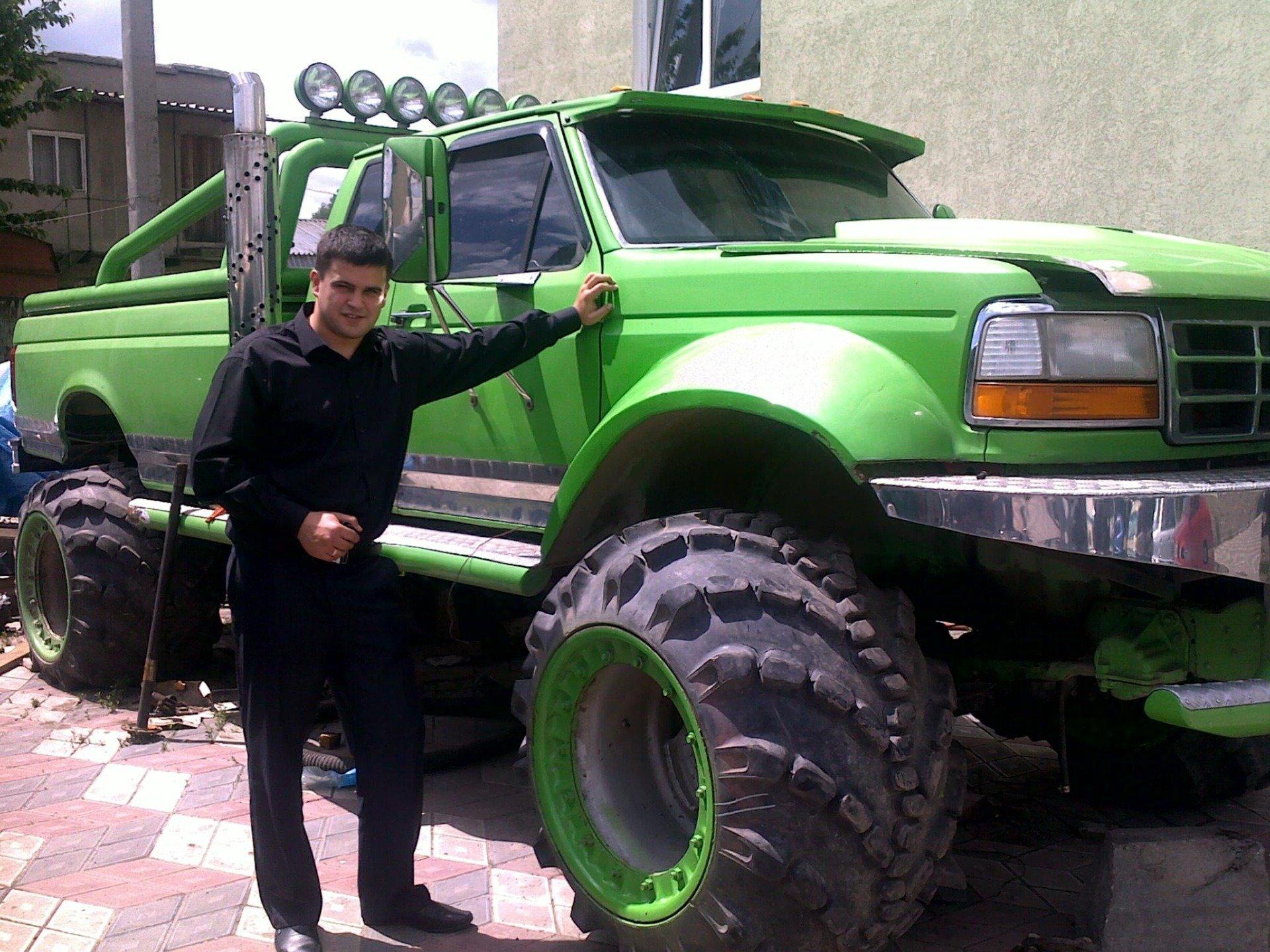 Авто джип своими руками 252