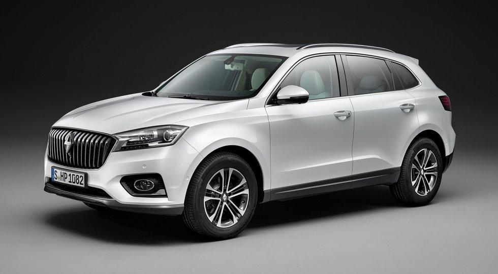 Китайский Borgward выйдет на рынок автомобилей  РФ  доконца года