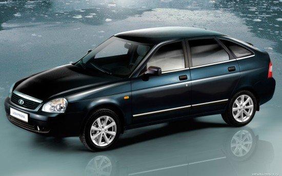 АвтоВАЗ целый месяц не будет выпускать модель Lada Priora