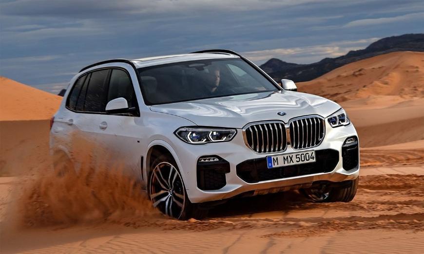 Новое поколение BMW X6 покажут весной 2019 года