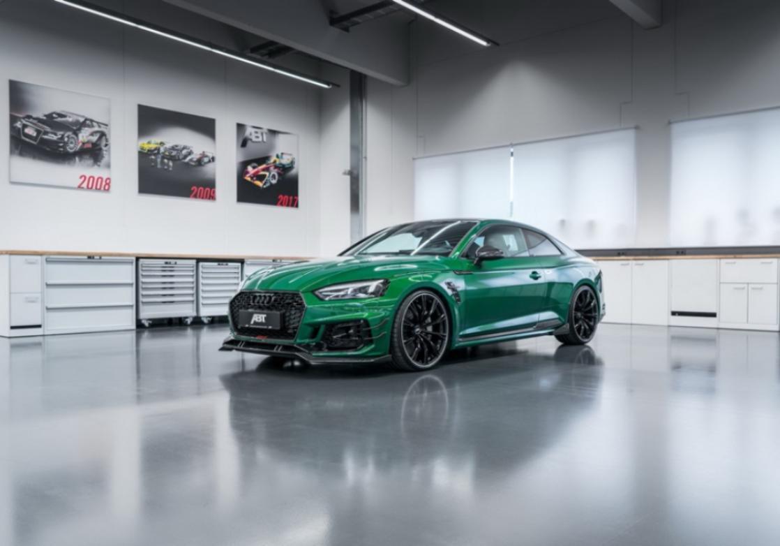 530-сильное купе набазе Ауди RS5 представит ABT вЖеневе