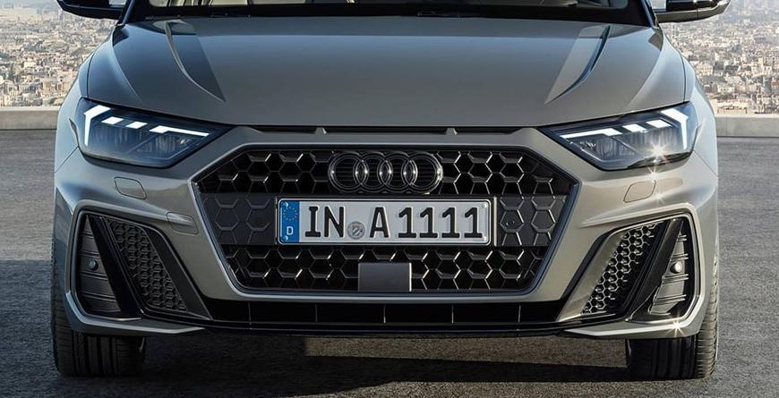 Следуя за трендом: хэтчбек Audi A1 получит кросс-версию