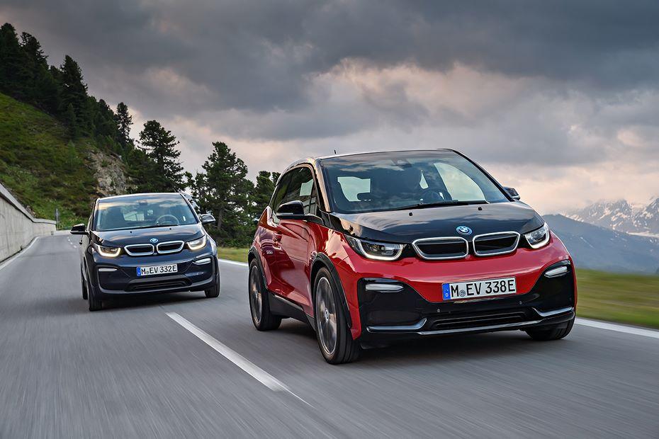 BMW выпустит электрокар с запасом хода до 700 км и мощностью до 800 лошадей