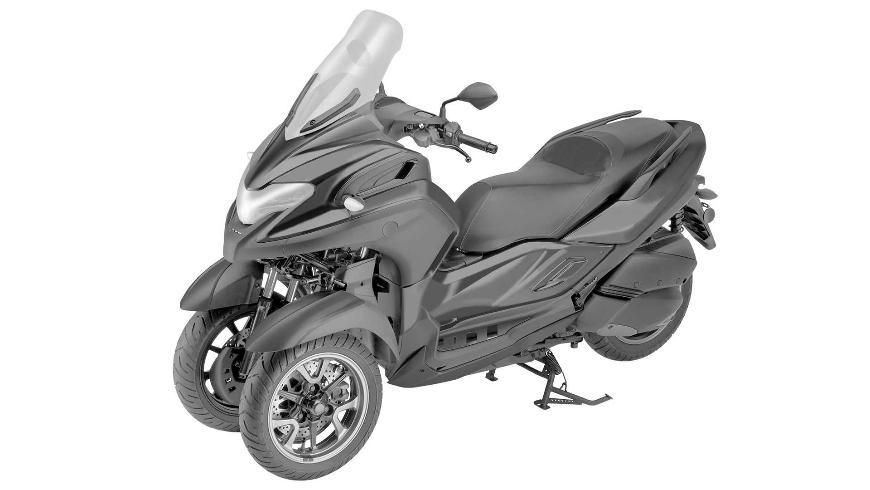 Трехколесный 3СТ от компании Yamaha