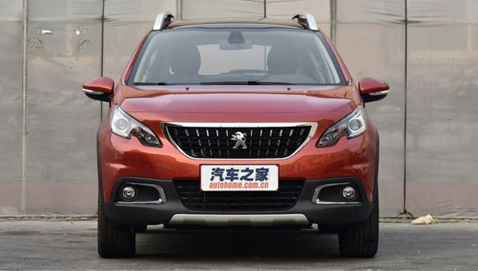 Обновленный кроссовер Peugeot 2008 уже в продаже