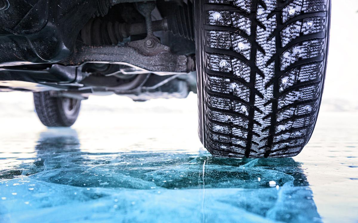 Зимняя автомобильная резина: как продлить срок службы