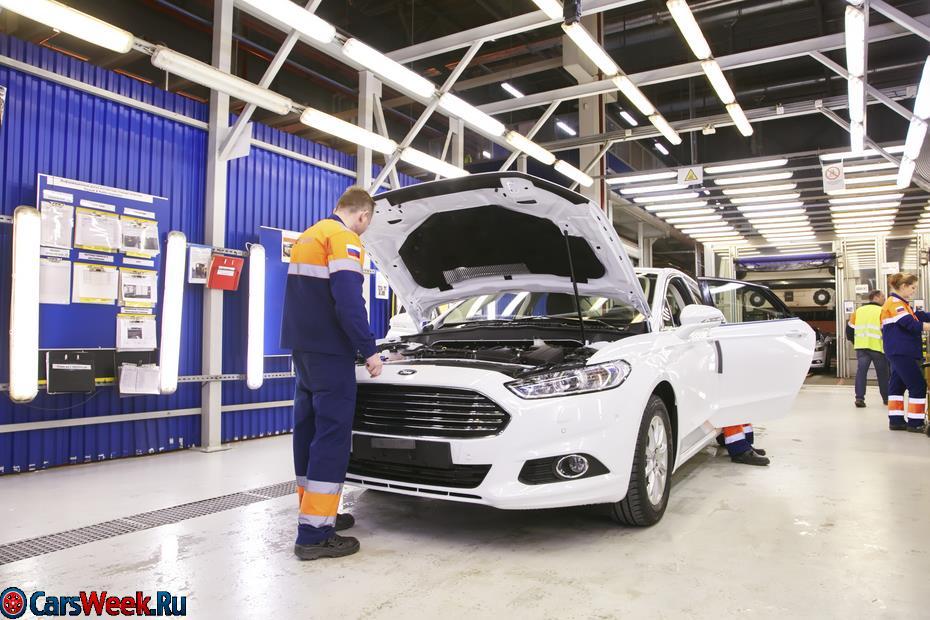 Форд Sollers ввела дополнительные этапы контроля качества назаводе вЕлабуге