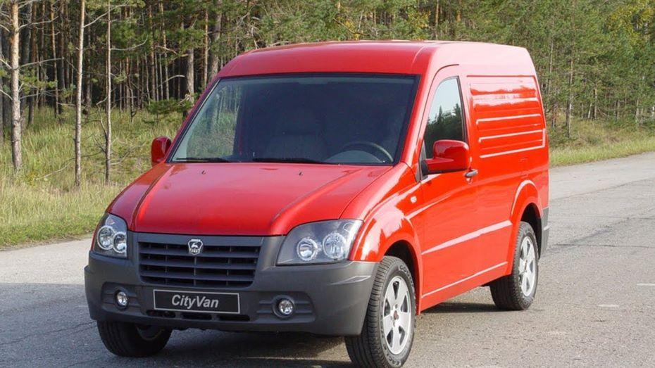 Всеть просочилась внешность будущего фургона ГАЗ NEXT
