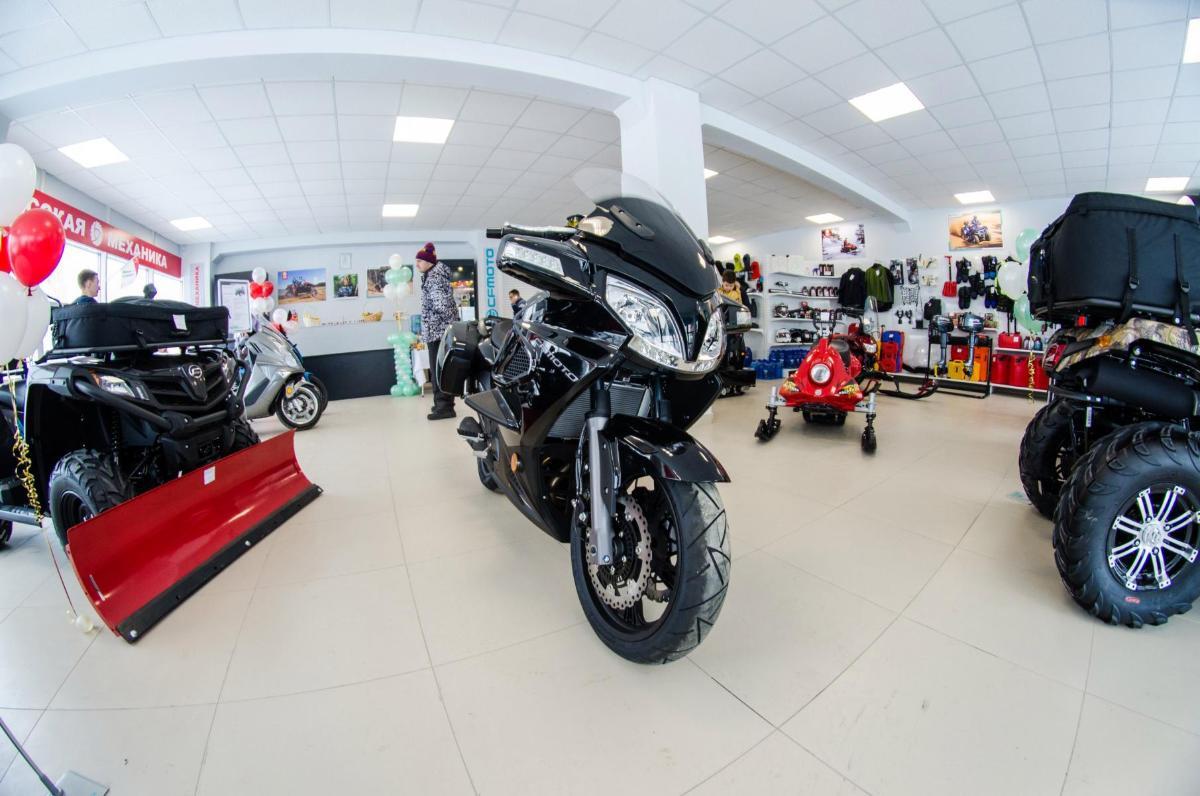 В России резко снизились продажи новых мотоциклов в 2021 году