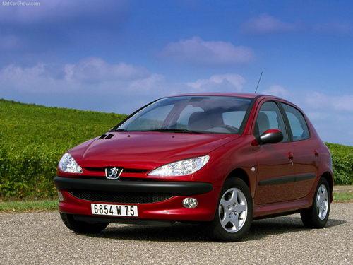 Peugeot 206: история, фото, обзор, характеристики Пежо 206 ...: http://carsweek.ru/catalogue/peugeot_206/