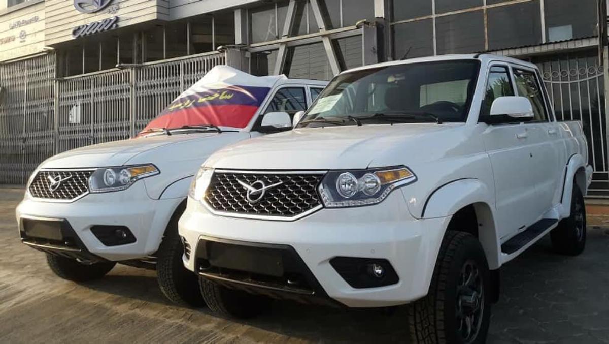 В Иране стартовали продажи еще одной модели УАЗ