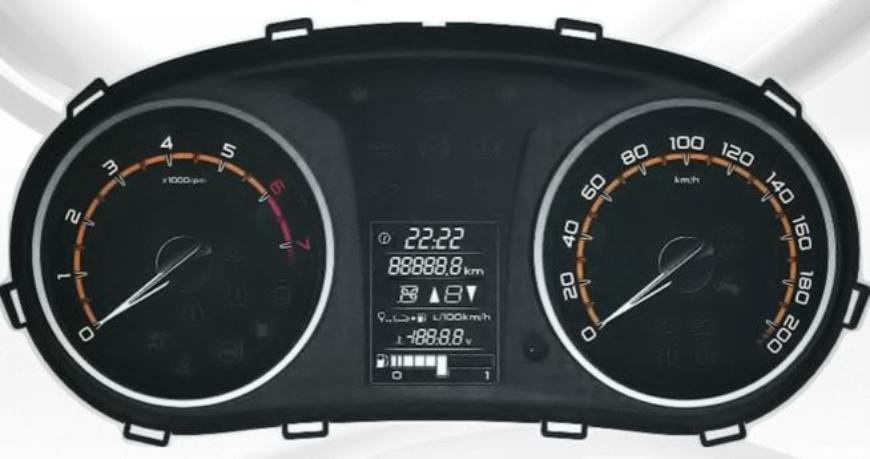 АвтоВАЗ запатентовал панель приборов для новой LADA Granta