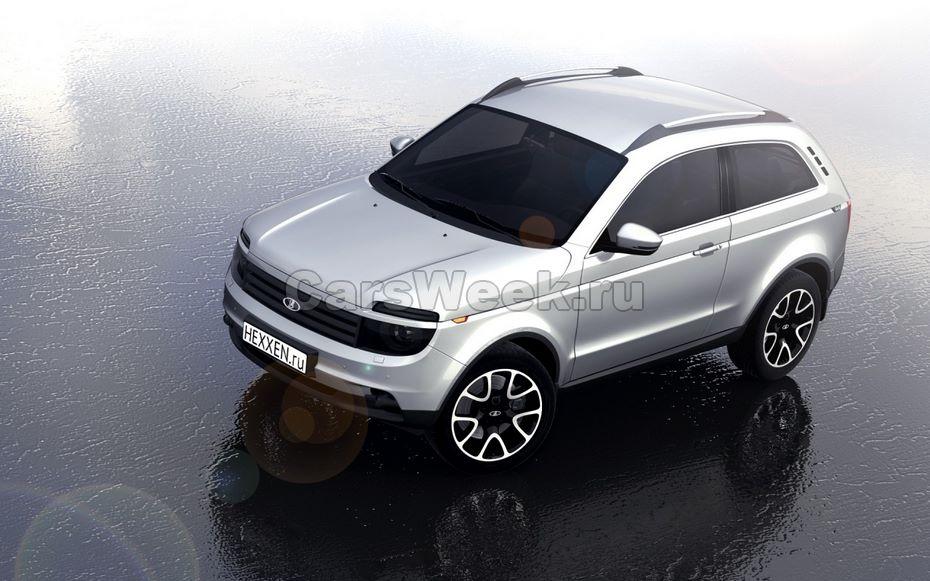 Волжский автомобильный завод назвал дату появления нарынке свежей Лада 4x4