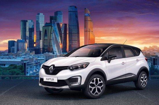 Renault Kaptur вошел всентябрьскую пятерку лидеров попопулярности в России