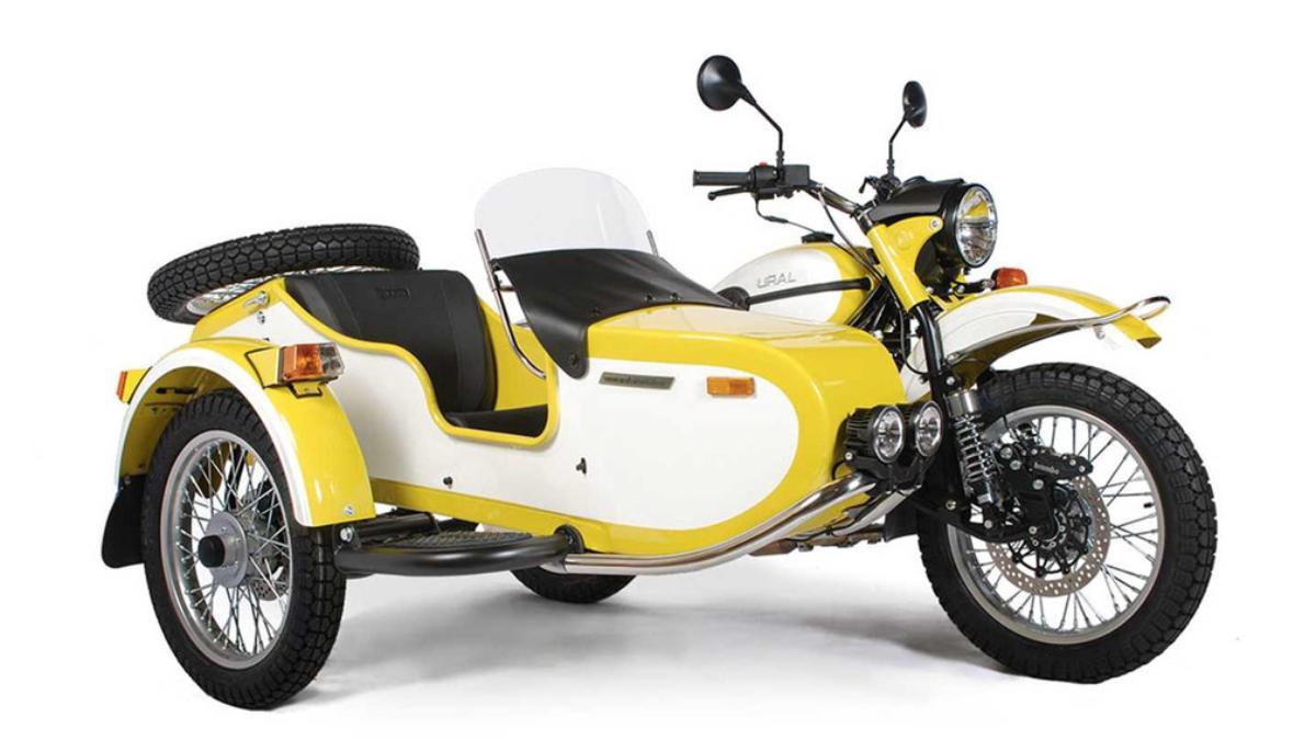 СМИ в Канаде пришли в восторг от нового российского мотоцикла Ural