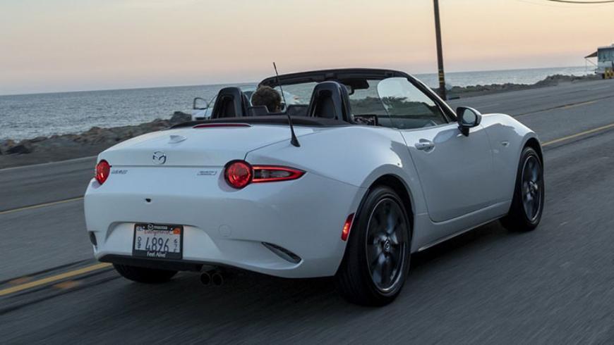 Около 2,5 тысяч Mazda MX-5 будут отозваны с рынка