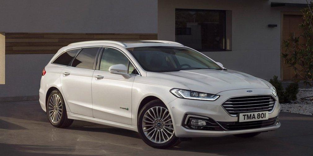 Форд представил улучшенный Форд Mondeo
