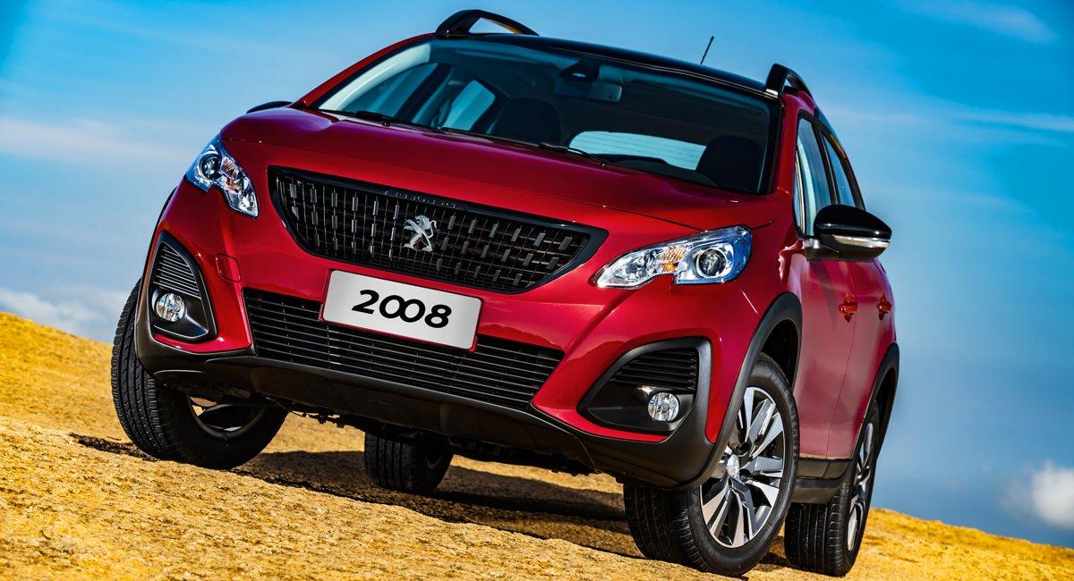 Новый Peugeot 2008: премиум класс по бразильской системе