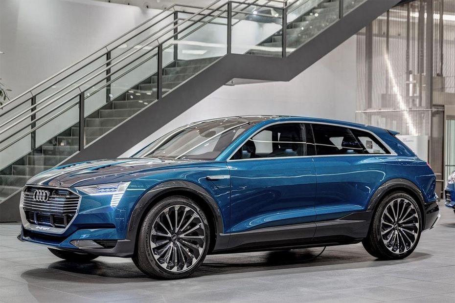 Ауди Sport выпустит свой 1-ый электромобиль в 2020