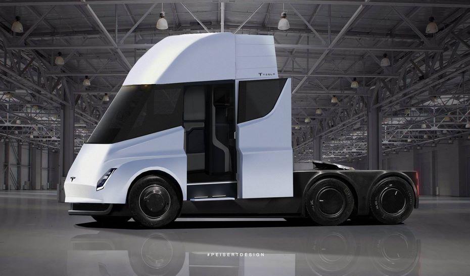 Tesla назвала цены набеспилотный фургон