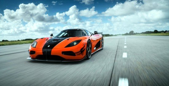 Навыставке Pebble Beach будет представлена новая модель Koenigsegg
