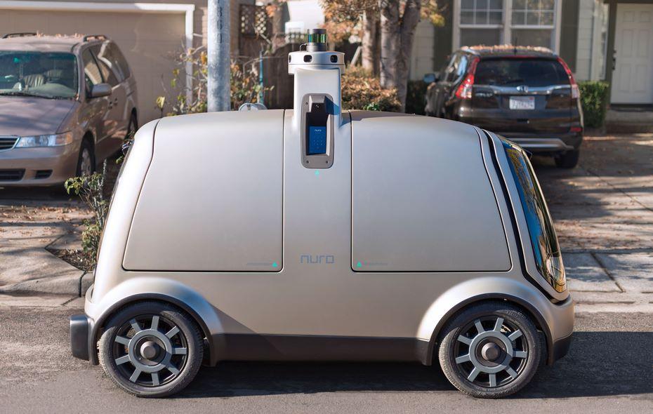 Бывшие работники Google разрабатывают беспилотник для доставки товаров