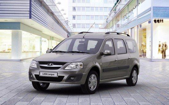 АвтоВАЗ решил мощность двигателя LADA Largus